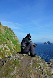 At the end of the world - Skellig Michael