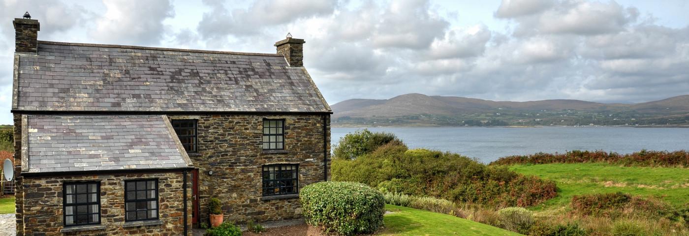 Irland: Road Trip oder Ferienhaus?