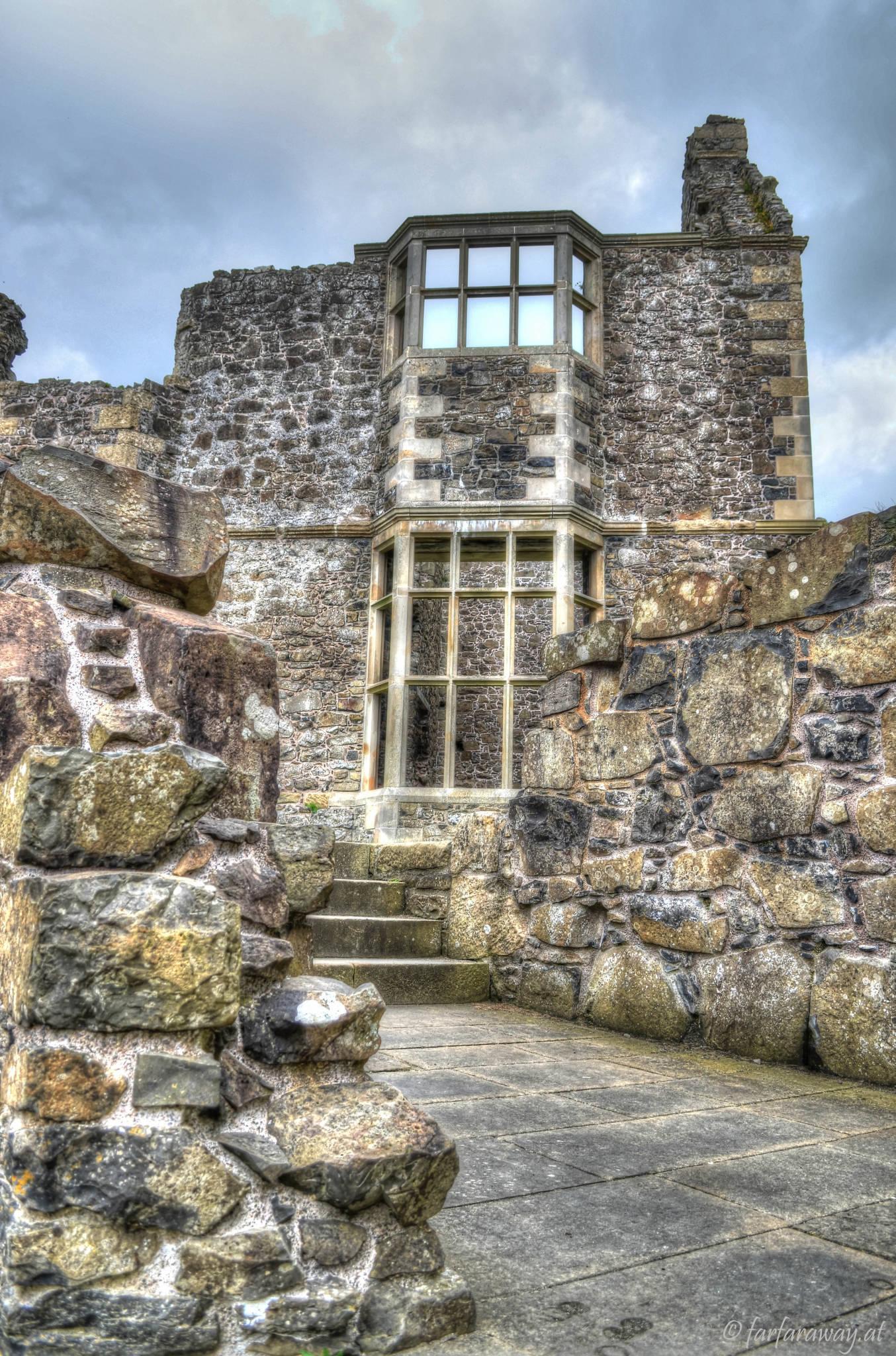 Architektur-Dunluce Castle