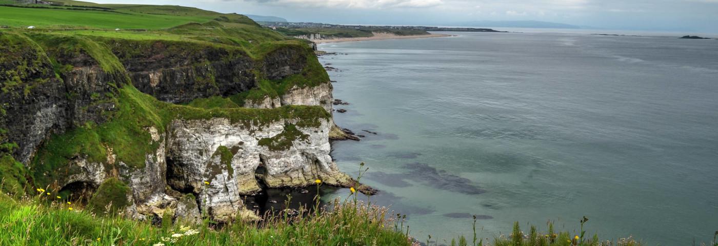 Nordirland: Zwischen Burgen, Schiffsbau und Revolten