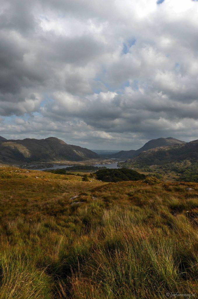 Blick auf den Killarney Nationalpark