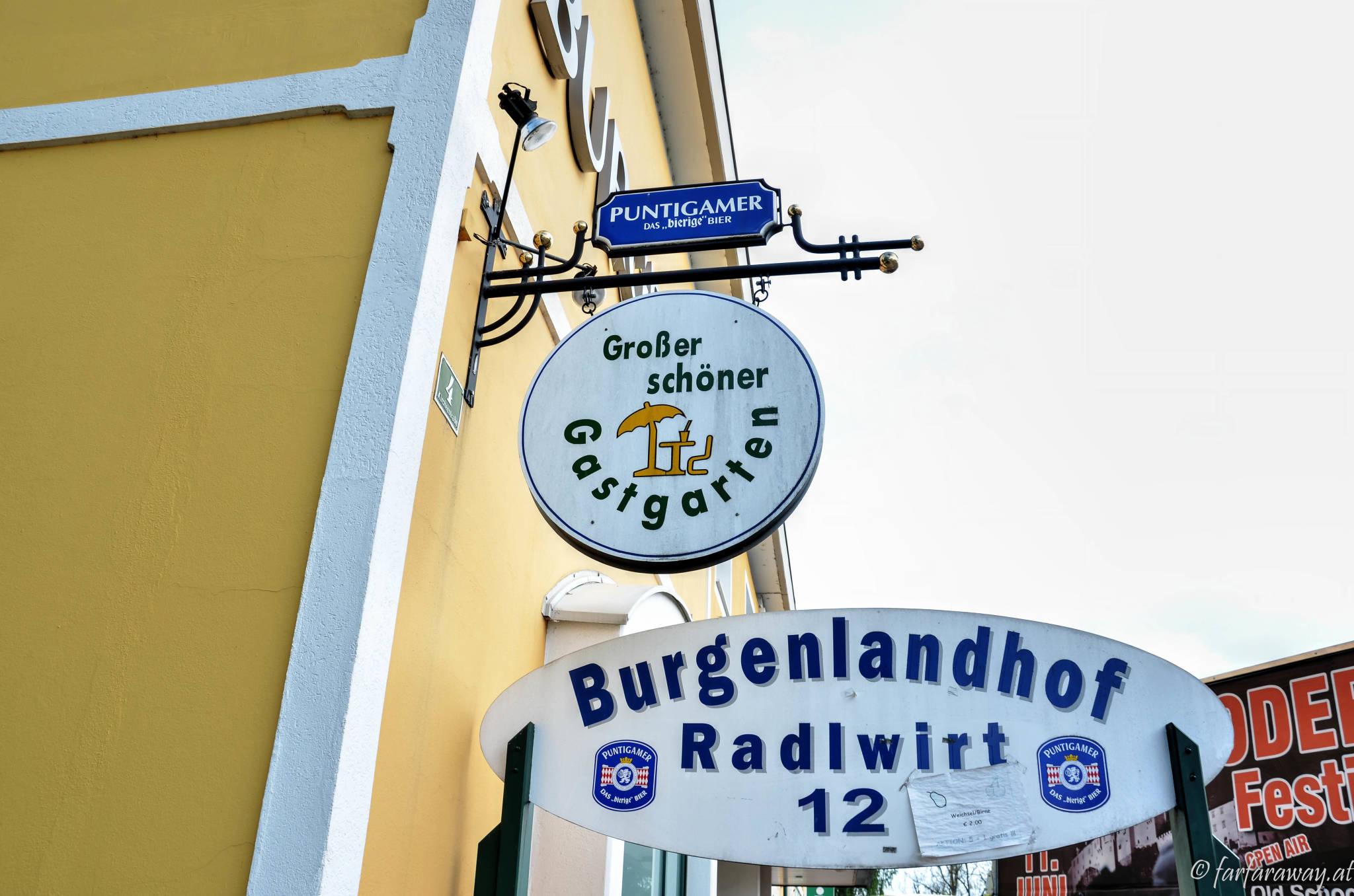 Burgenlandhof in Jennersdrof