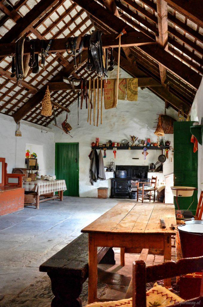 Einfaches Bauernhaus, Irland, Killarney