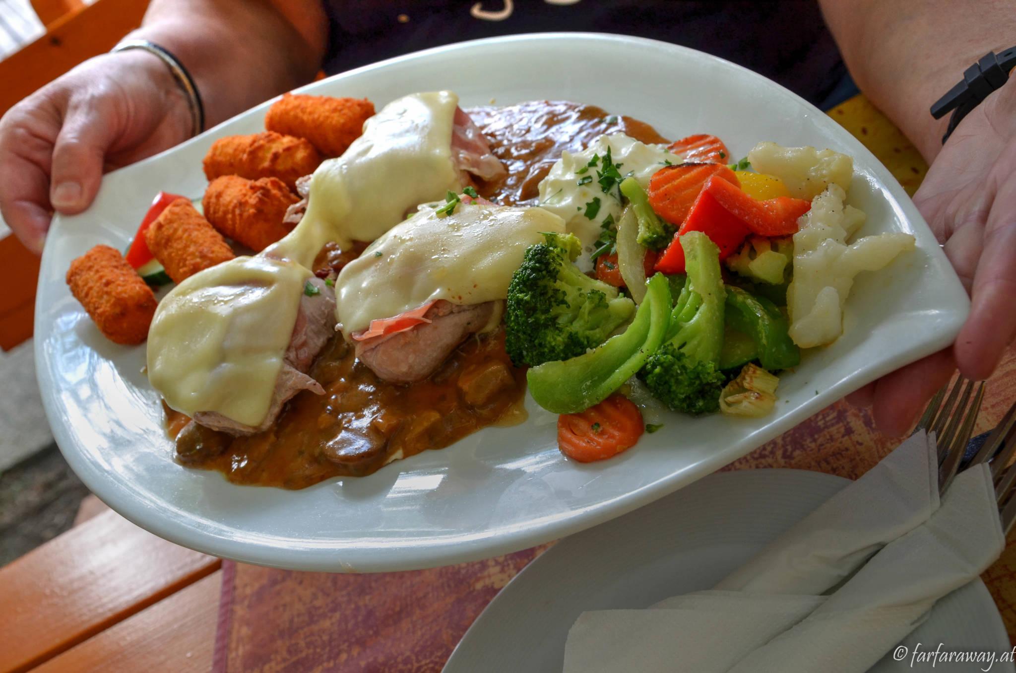 Essen im Burgenlandhof