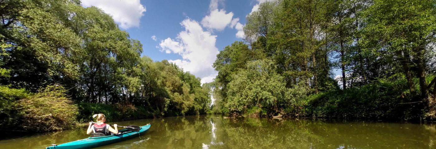 Ahoi Kameraden – Eine Kanutour auf der Raab