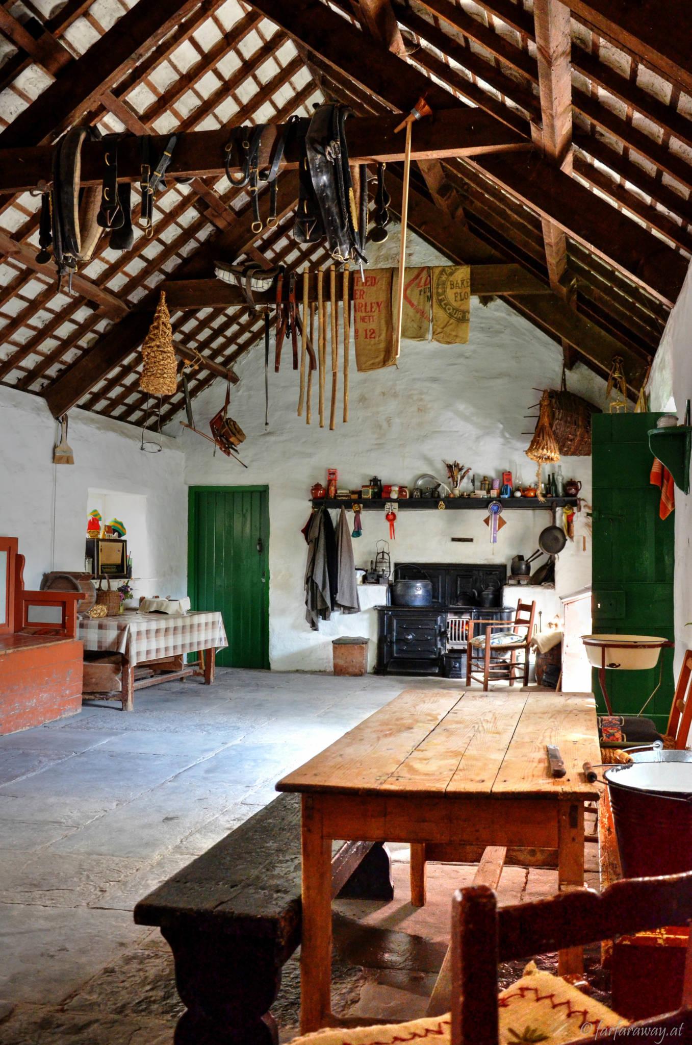 Simple Farmers house, Ireland, Killarney