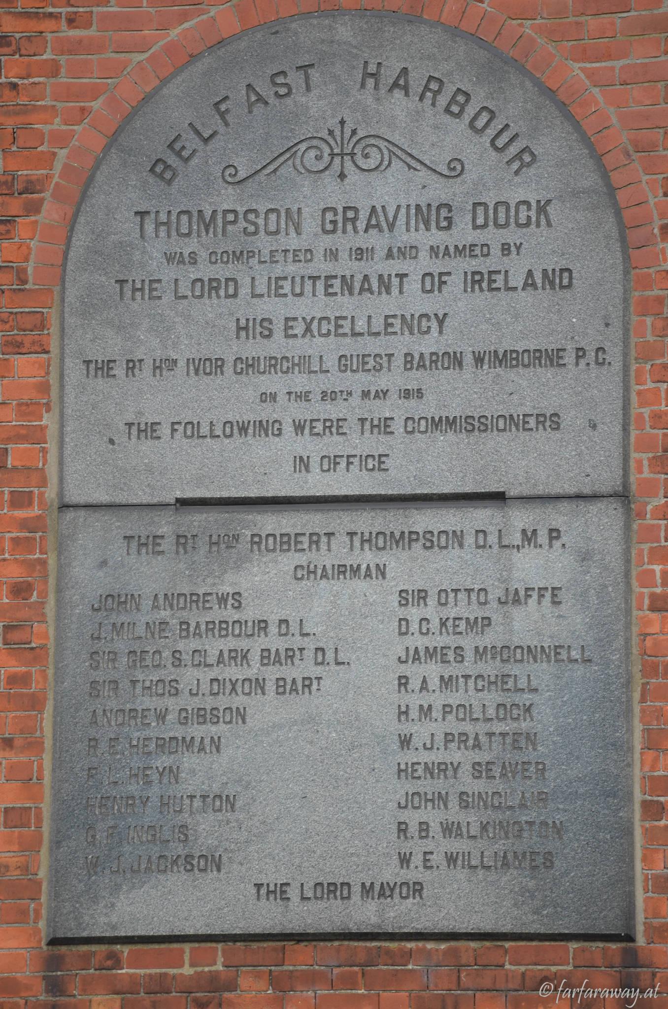 Thompson Graving Dock