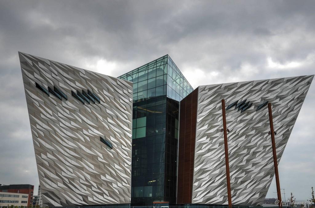 Das Titanic-Museum. Architektur der Extraklasse.