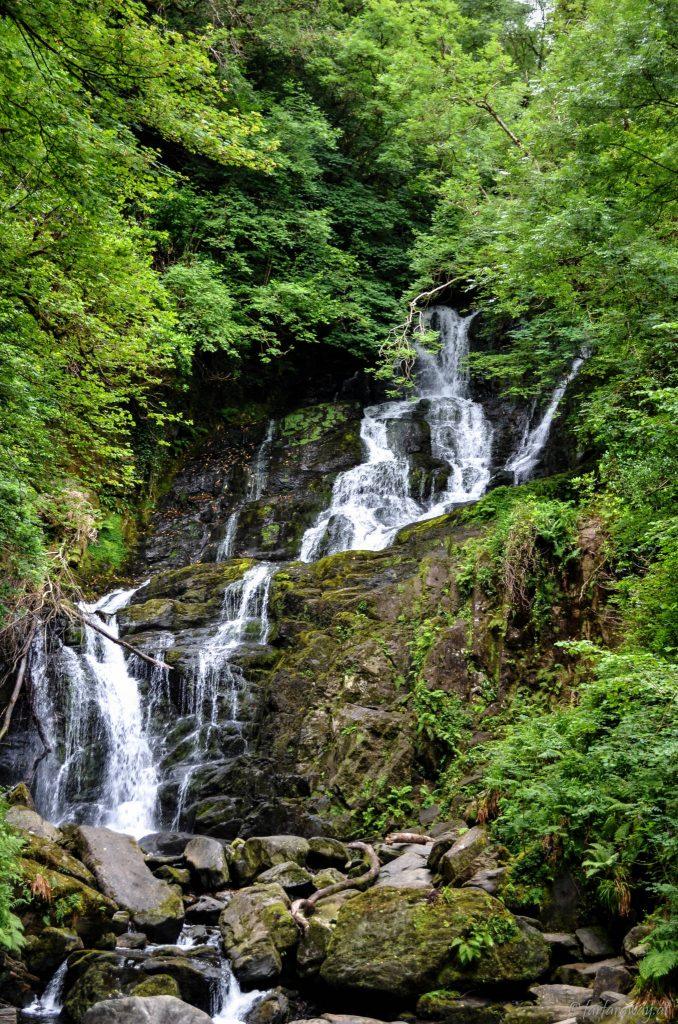 Torc-Waterfall, Killarney