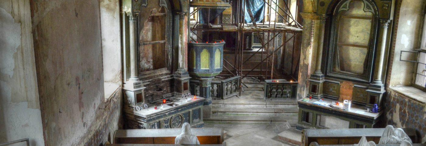 Die Kirche der Geister